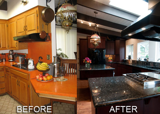 Kitchen renovation remodeling experts victoria bc for Kitchen refurbishment ideas